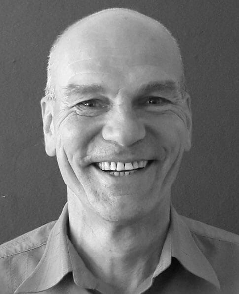 Porträtfoto Vorstandsvorsitzender Dieter Bürk