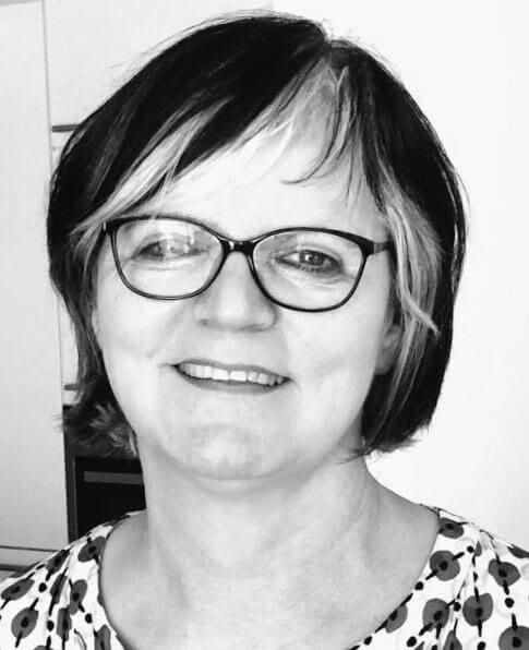 Porträtfoto Vorstandsvorsitzende Angelika Messmer