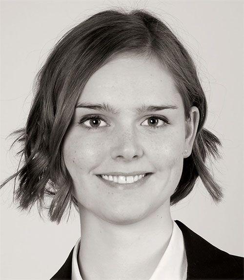Wissenschaftliche Mitarbeiterin Luisa Lehnen