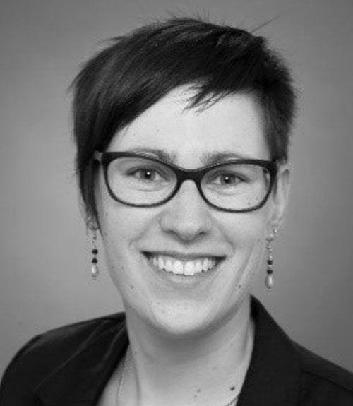 Pädagogisch-wissenschaftliche Mitarbeiterin Anja Schuler-Müller